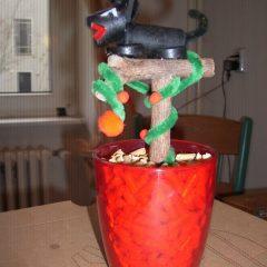 Panther auf Baum